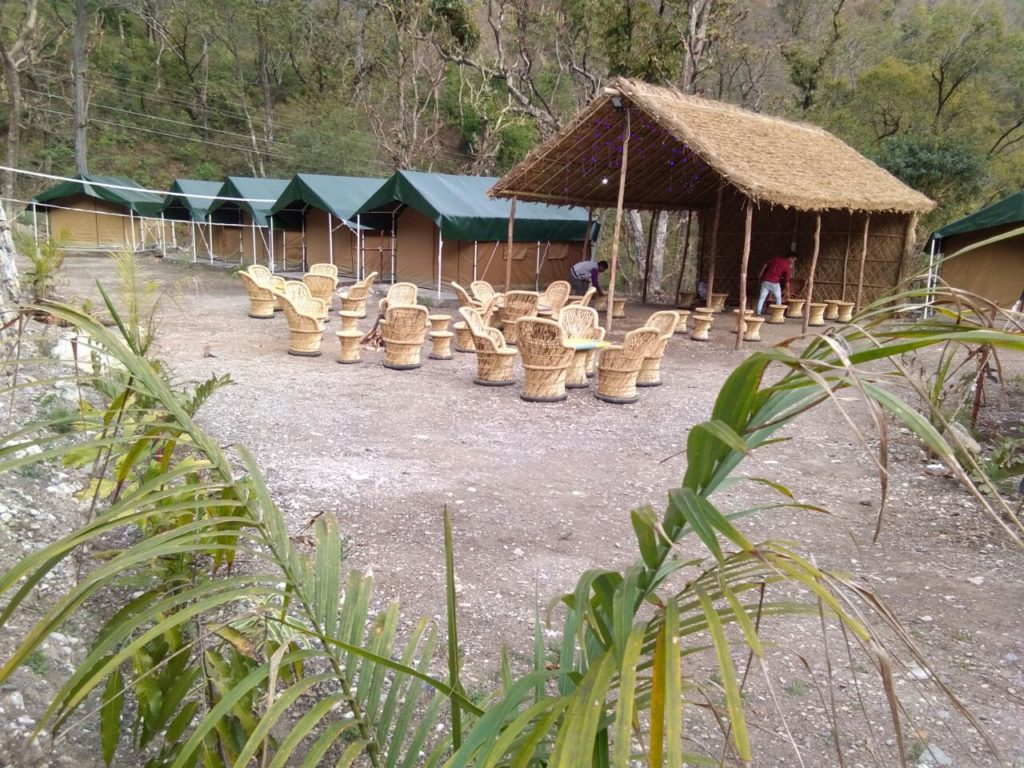 Exterior view of Jungle Camps at India Thrills