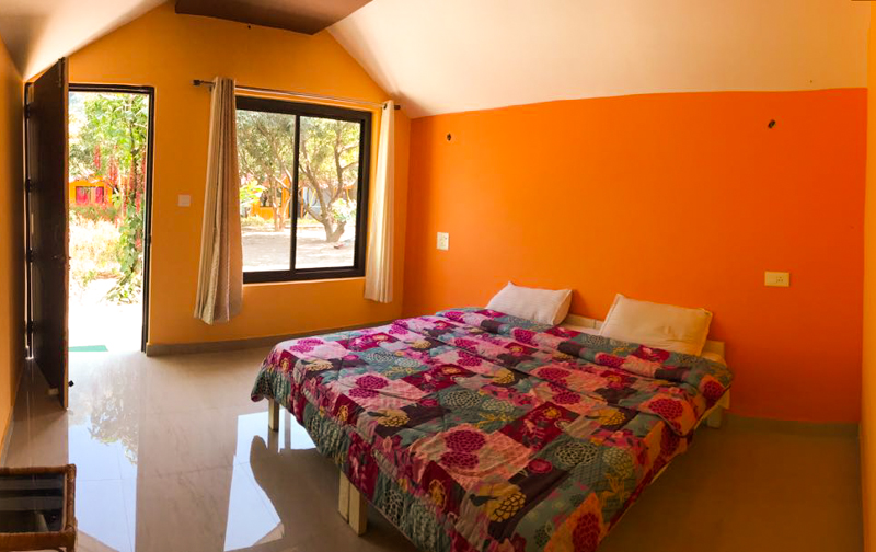 India Thrills Deluxe Camp Stay in Pebbles Resort 10