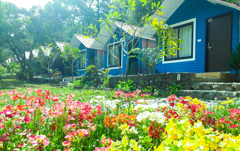 India Thrills Deluxe Camp Stay in Pebbles Resort 12