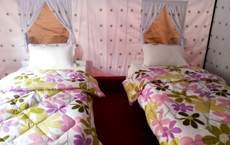 India Thrills Deluxe Camp Stay in Pebbles Resort 3