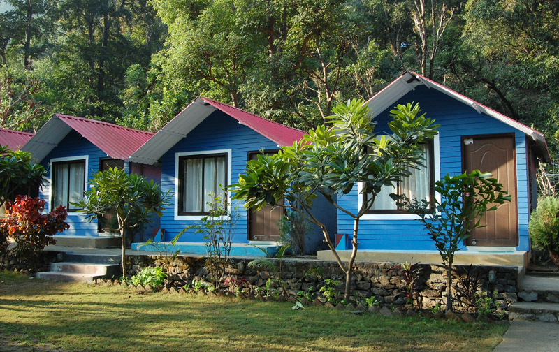 India Thrills Deluxe Camp Stay in Pebbles Resort 9