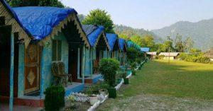 Exterior View of India Thrills Cottage