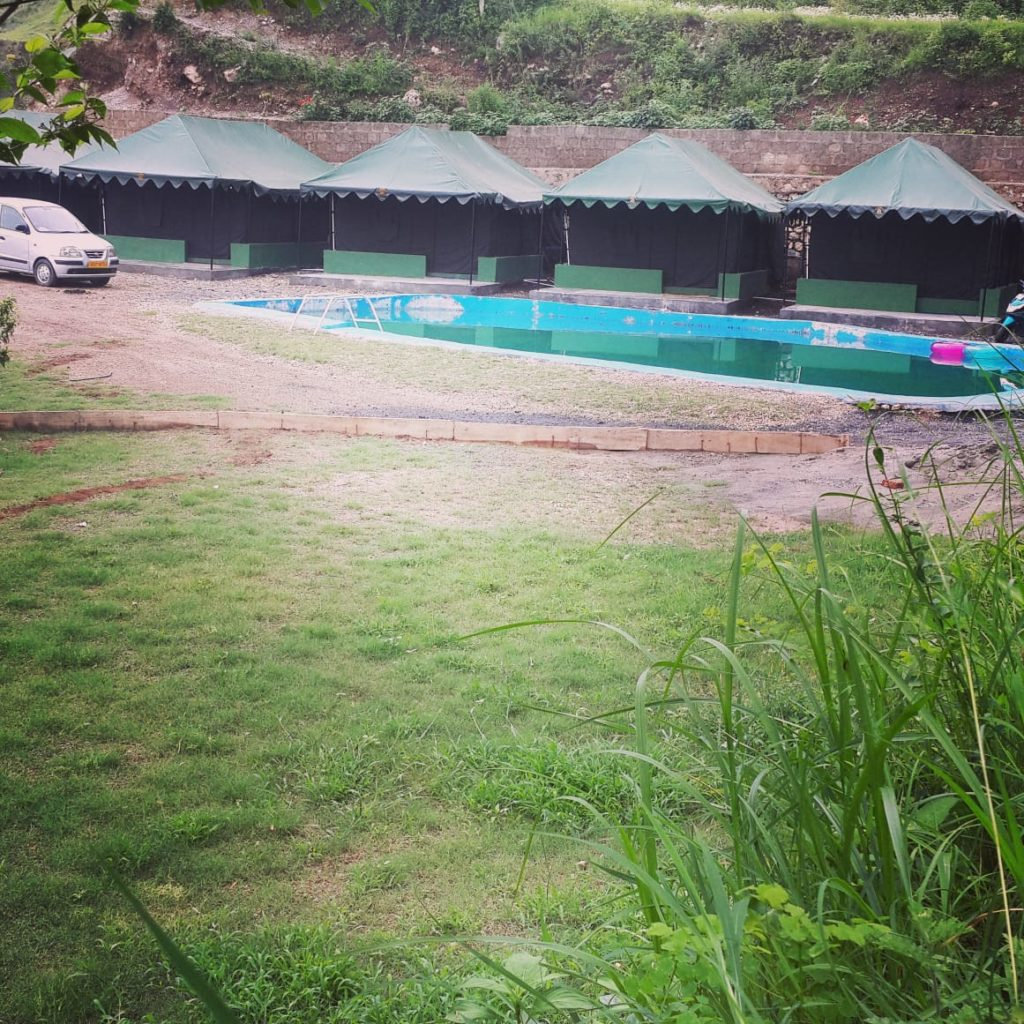 Camps at Mussorie Camp Resort