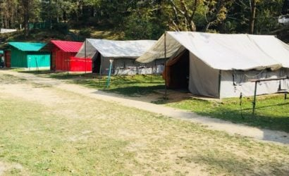 Northern Adventures Campsite in Mussoorie