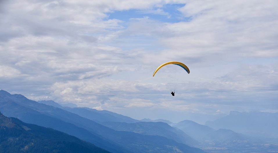 Best Paraglding tours in Dehradun