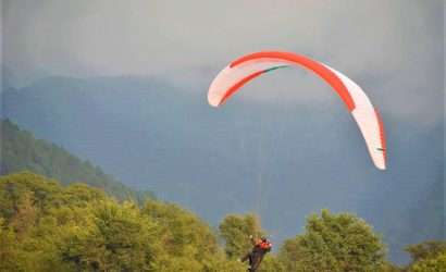 Bir-Billing Paragliding adventure