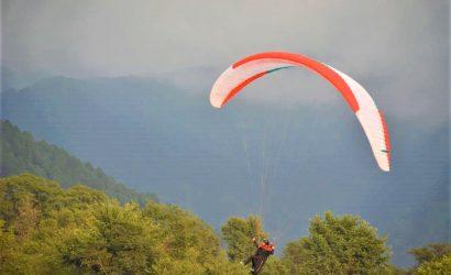 Bir-Billing Paragliding adventure