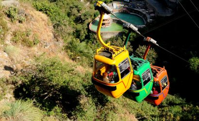 Mussoorie Cable Car Ride