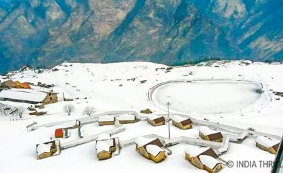 Auli lake tour