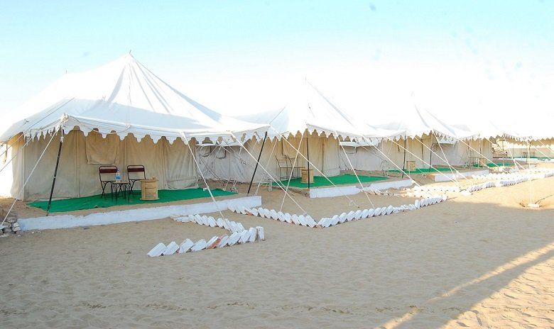 Desert Camping at Bikaner