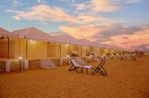 Desert Camping In Jaisalmer