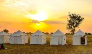 Popular Desert Camping Places In Rajasthan