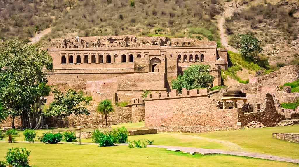 Bhangarh Fort In Rajasthan, The popular haunted place