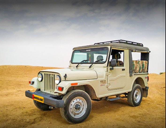 Camping in Jaisalmer with Desert Safari