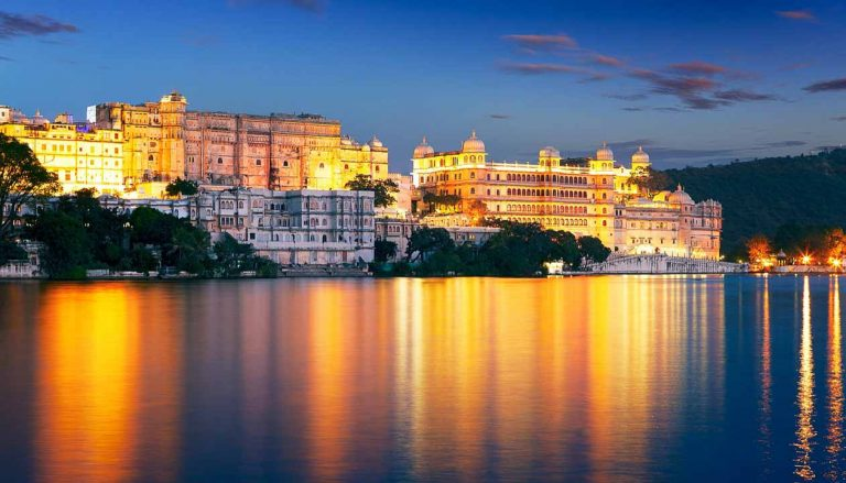 City lake Udaipur