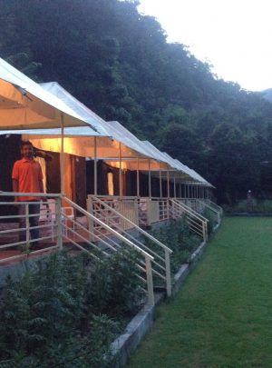 Rafting and Camping Adventure in Rishikesh