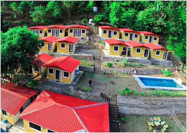 Camping in Panchvati Cottages