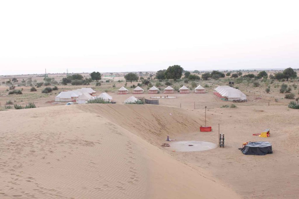 sunrise desert adventure camp jaisalmer