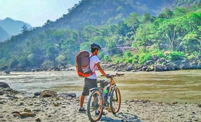 cycle on rent in Rishikesh