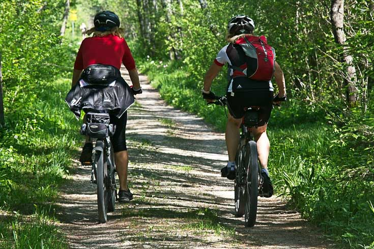 rent a cycle in Rishikesh