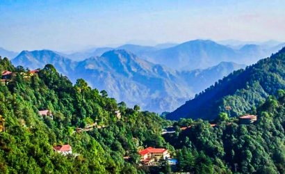 Mussoorie city tour from dehradun