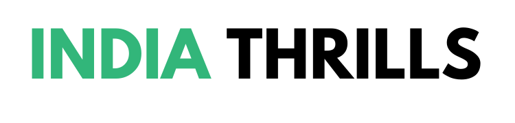 India Thrills Mobile logo