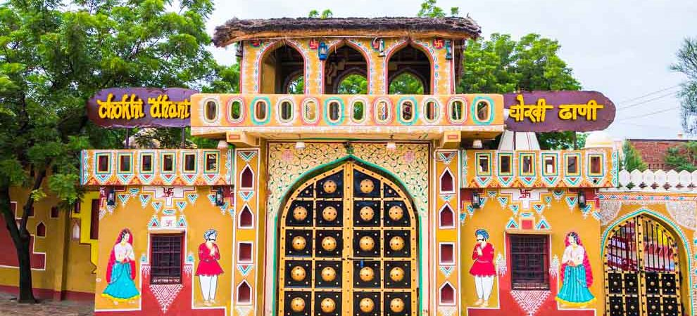 Cultural Stay in Rajasthan
